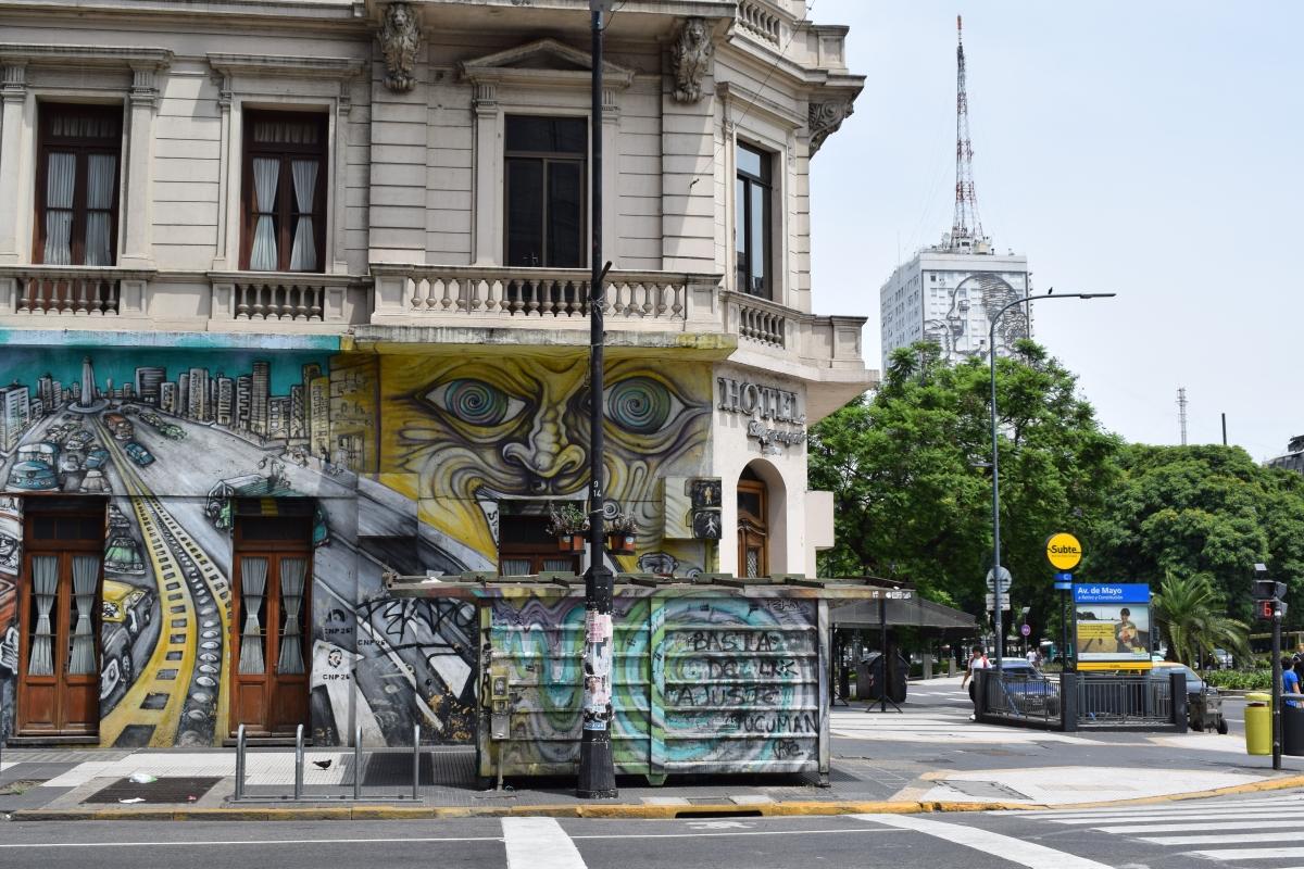 Bienvenido a BuenosAires