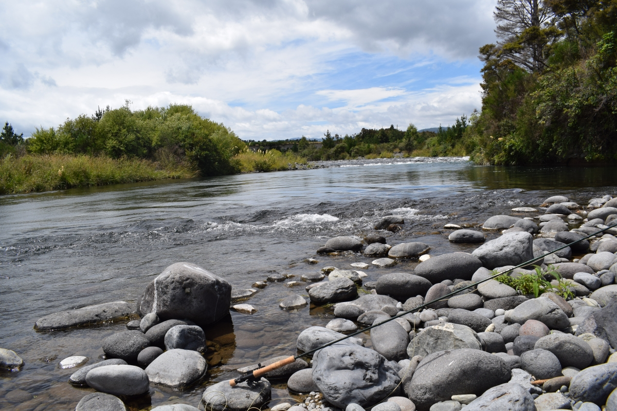 Spritklare floder ogfiskedrømme
