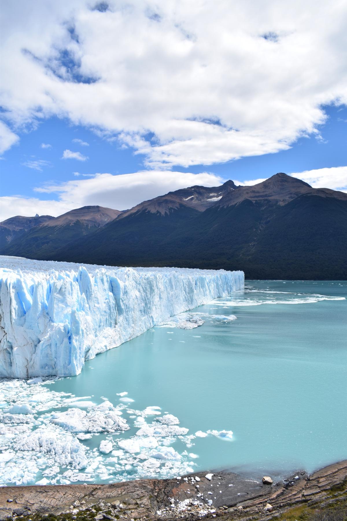 Patagonien og Ildlandet eller Iguazúvandfaldene?